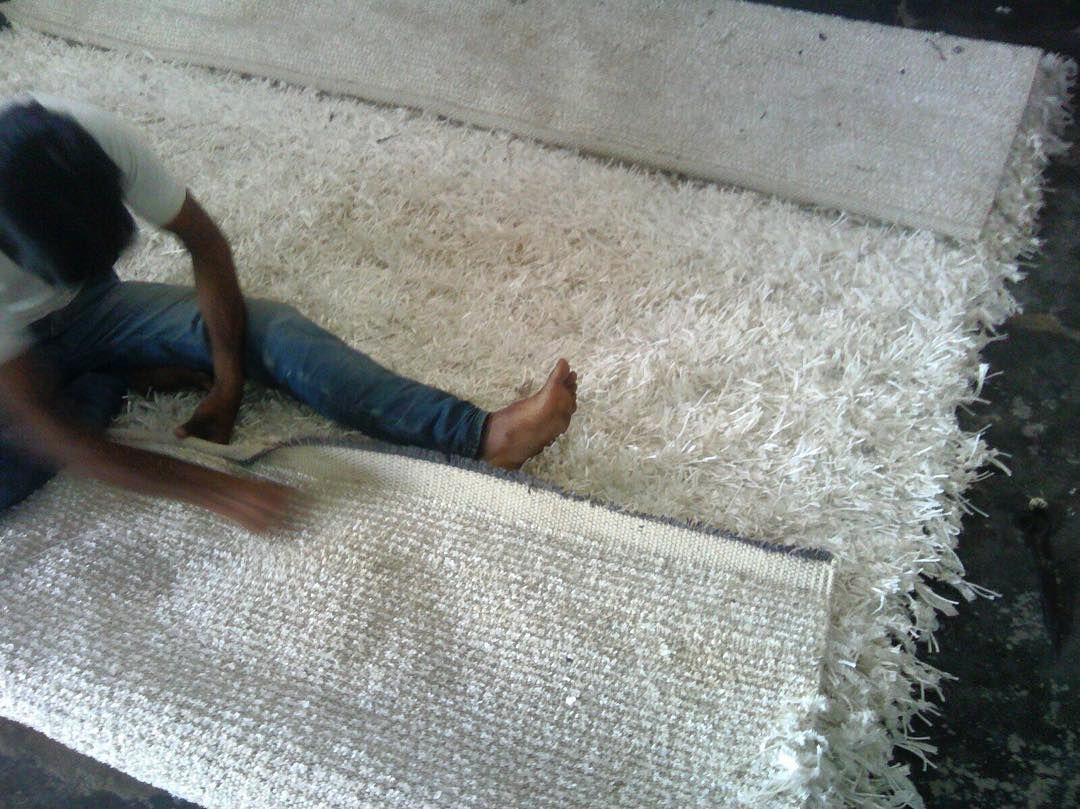 OTS IMPEX- Handmade Carpets on Instagram: #contemporarydesign #contemporaryrug #flatweave...