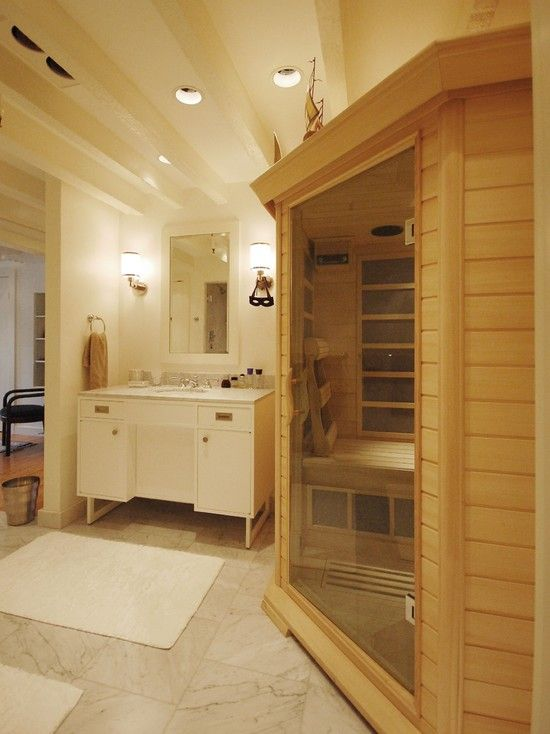 Sauna Design, Pictures, Remodel, Decor And Ideas   Page 12