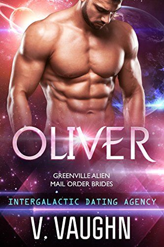 Oliver: Intergalactic Dating Agency #35 (Greenville Alien... https:/