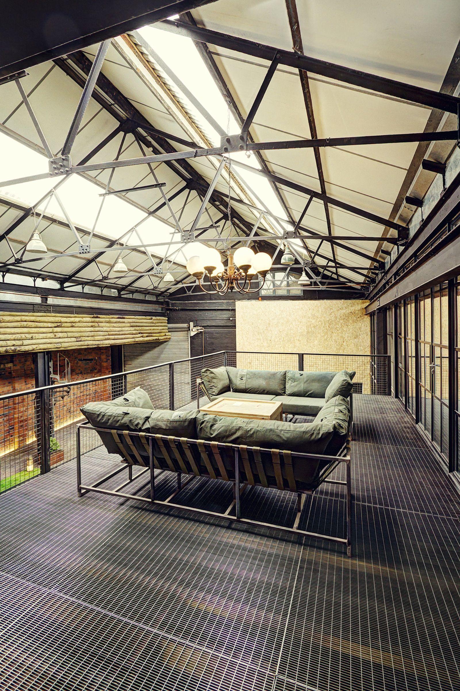 Shootfactory: other uk houses compound birmingham b3 loft