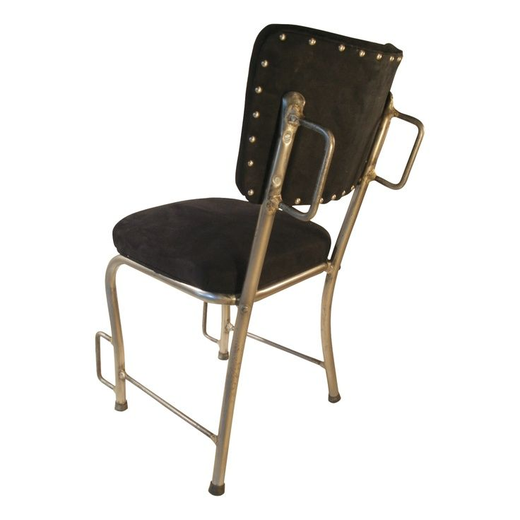 VINTAGE 1950S RESTRAINT CHAIR FROM MAINE MENTAL INSTITUTION