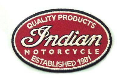 Indian Motorcycles Est 1901