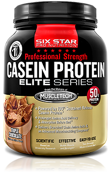 Professional Strength Casein Protein is your before bed
