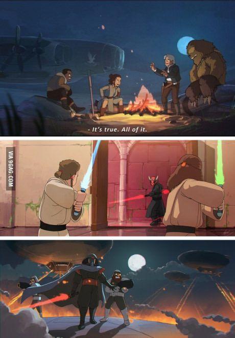 if star wars was
