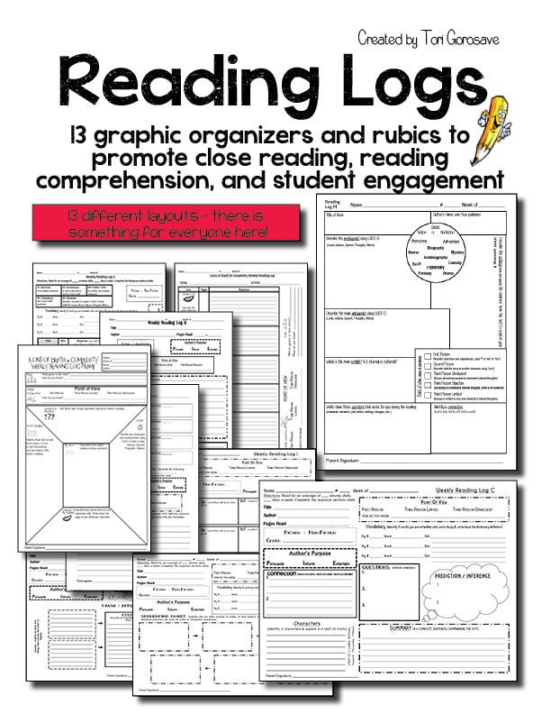 Increase your student's reading comprehension! This 22