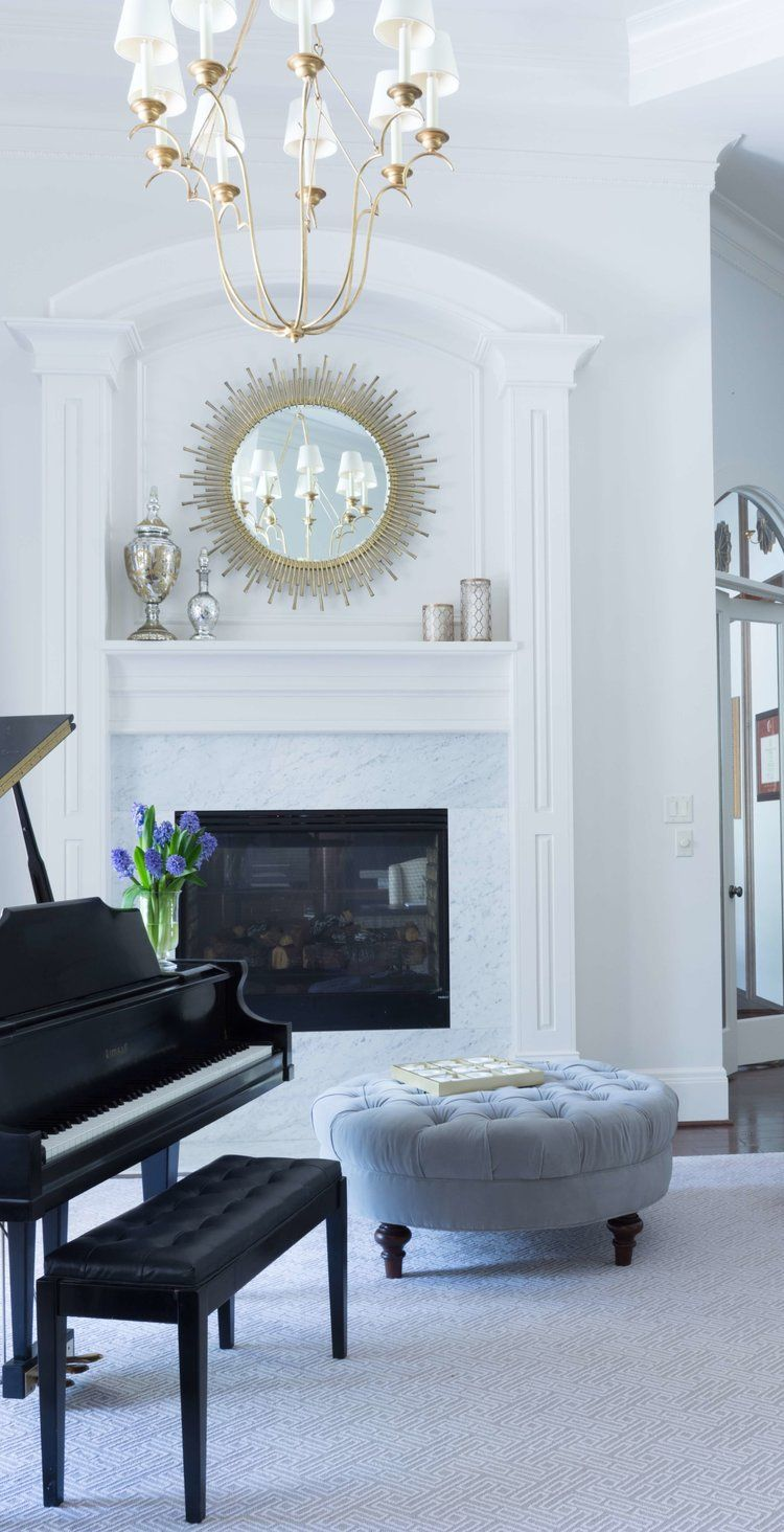 Making A Formal Living Room A Little More Child Friendly Designed Grand Piano Living Room Formal Living Rooms Piano Room Decor