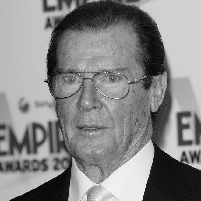 Roger Moore ist tot! Die Schauspiellegende ist im Alter von 89 Jahren verstorben. Die Familie von James Bond-Urgestein hat die traurige