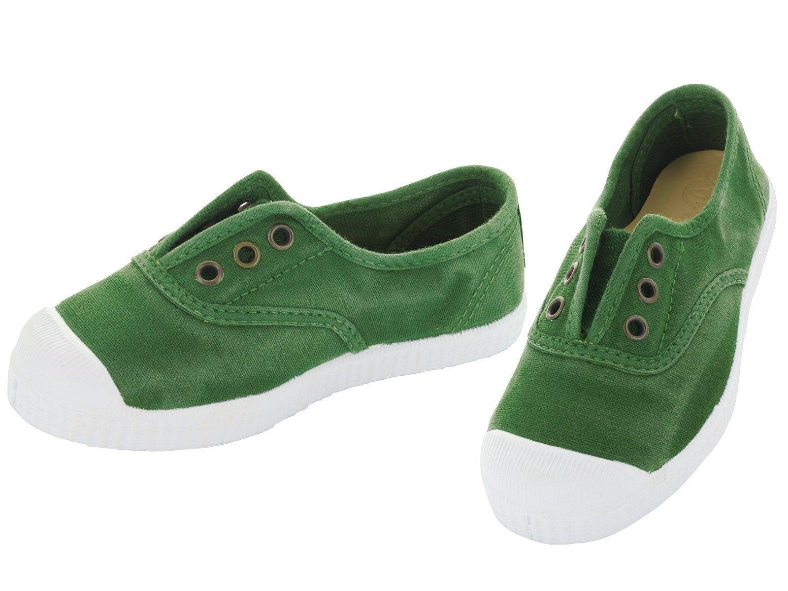 Kinder Schuhe Sneaker Grun Von Natural World Gr 25 Kinder Schuhe Sneaker Grun Turnschuhe