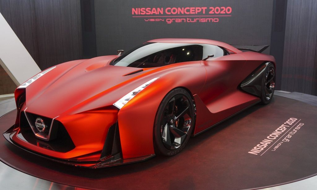 Awesome 2017 nissan concept 2020 vision gran turismo future awesome 2017 nissan concept 2020 vision gran turismo future 2017 cars design fandeluxe Image collections