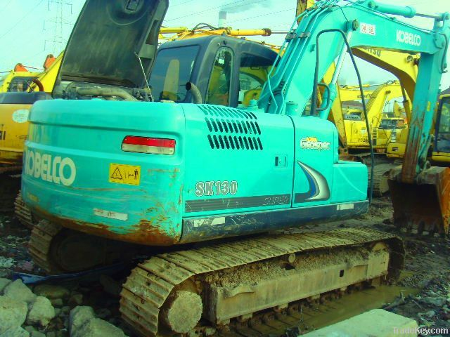 Used Kobelco SK180-3 Excavator Year:2007 Type:crawler Model:SK180-3