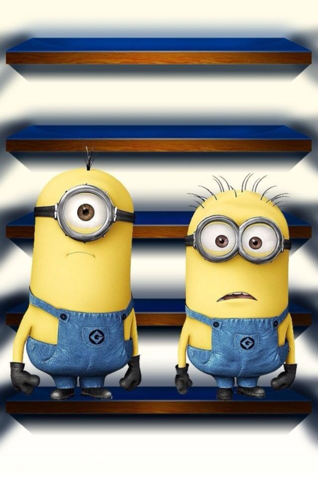 Minions Iphone 4s Wallpaper