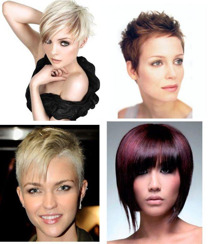 Short Hair Trends For 2016 Women S Haircuts Pinterest