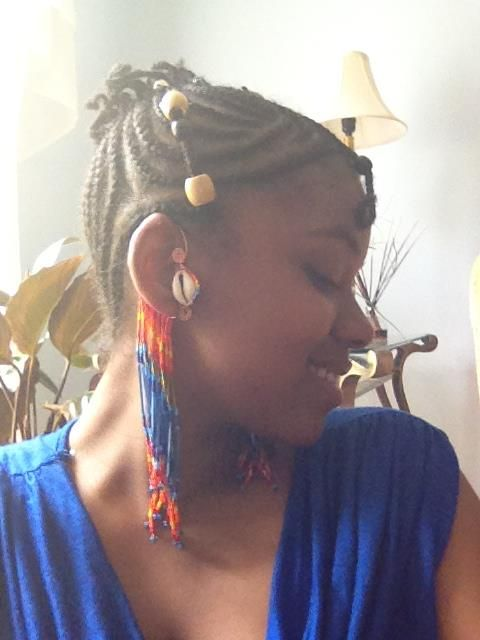 Good Times Thelma Braids Google Search Hairstyles Braids