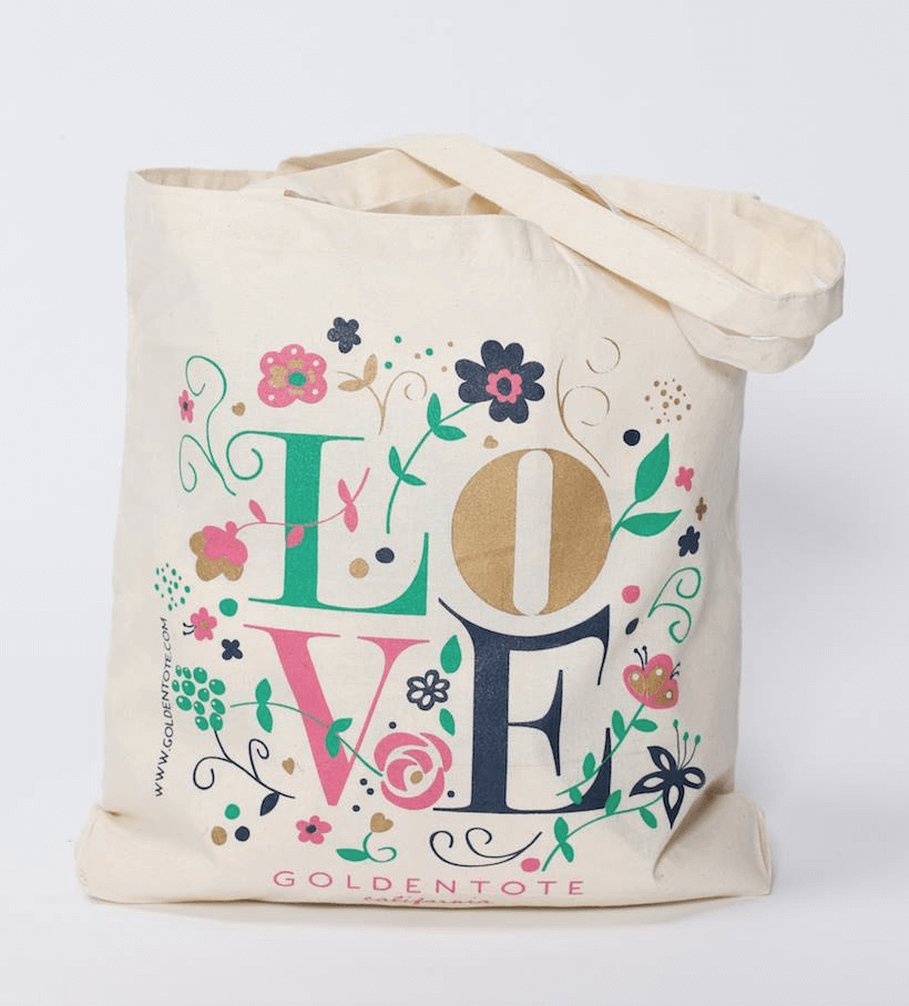 Golden Tote, Tote, Product Launch