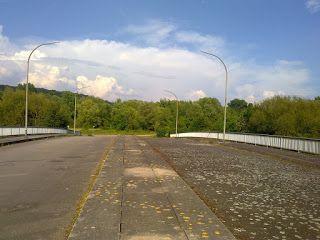 Laufend gebloggt: Zehn Kilometer entlang der Saar