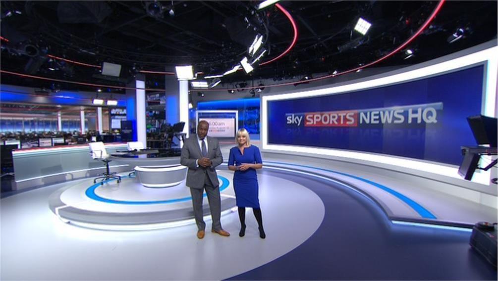Image result for sky sports news studio Sports news