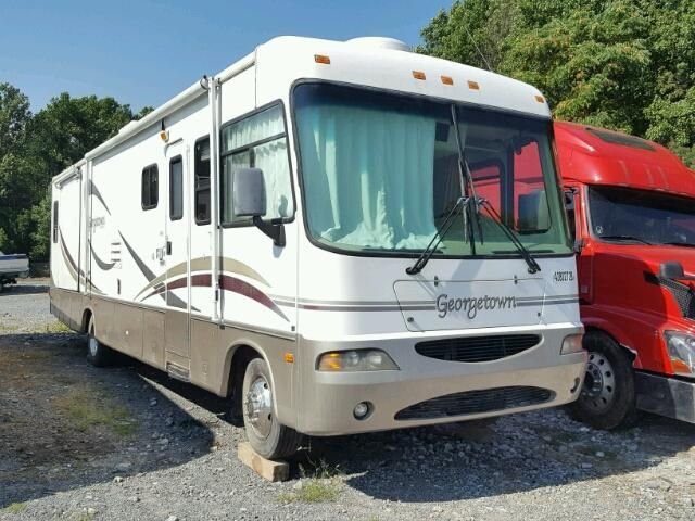 Salvage 2004 Forest River Georgetown Bidgodrive Other Recreational Vehicles Vehicles Car Detailing