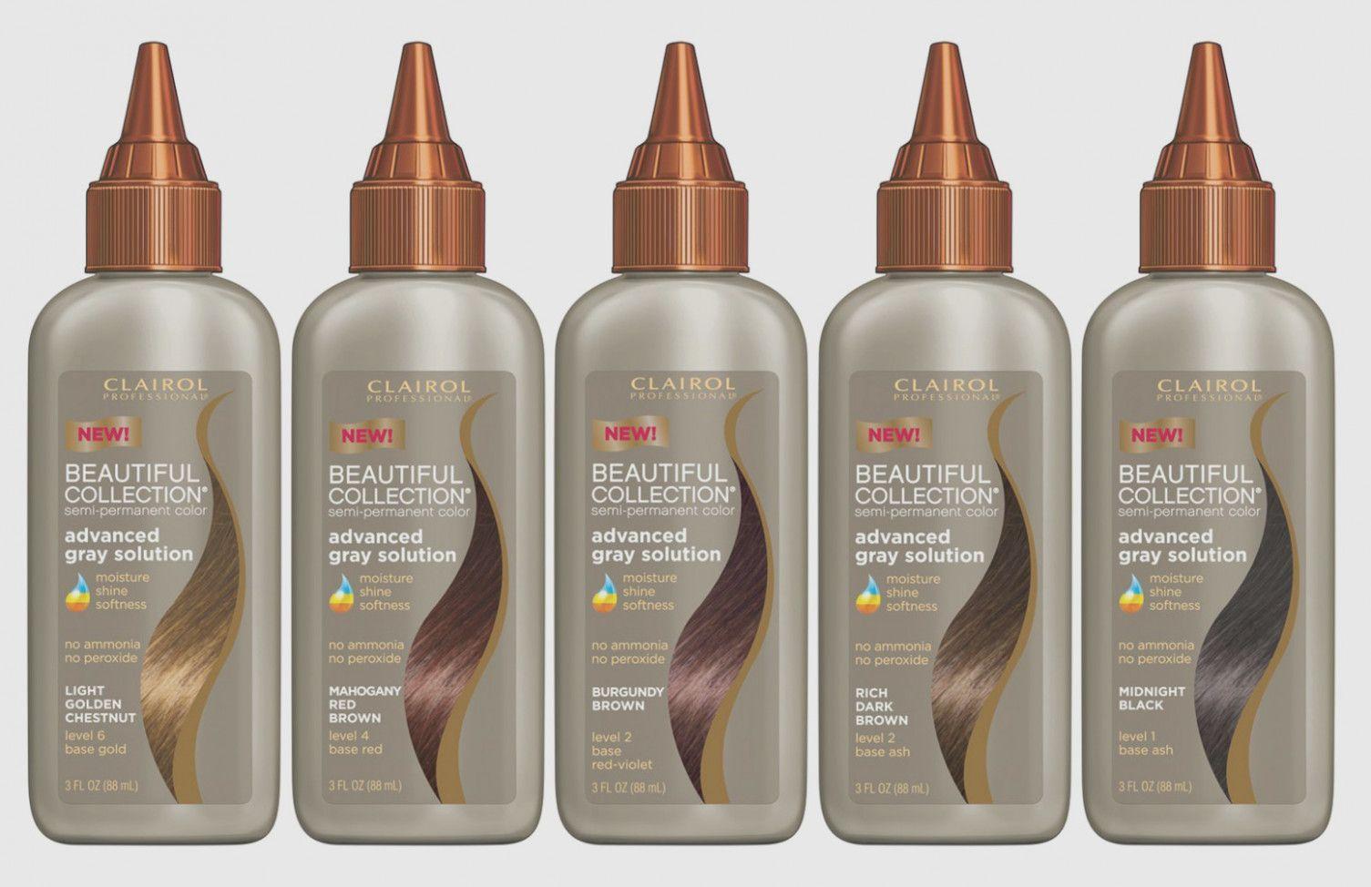 Clairol Professional Hair Color Chart Er Sa Kjent Men Hvorfor Clairol Professional Hai Shampoo For Gray Hair Permanent Hair Color Semi Permanent Hair Color