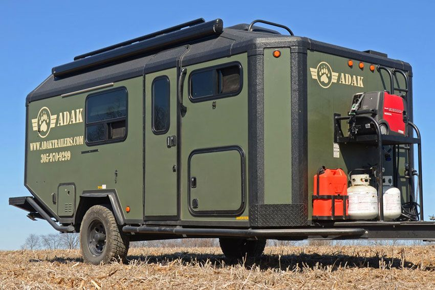 We've rounded up the best hunting trailers available right