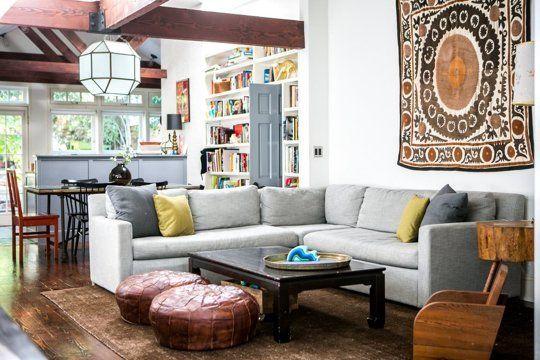 Sarah and Morgan's Relaxed, Modern Santa Monica Home — House Tour
