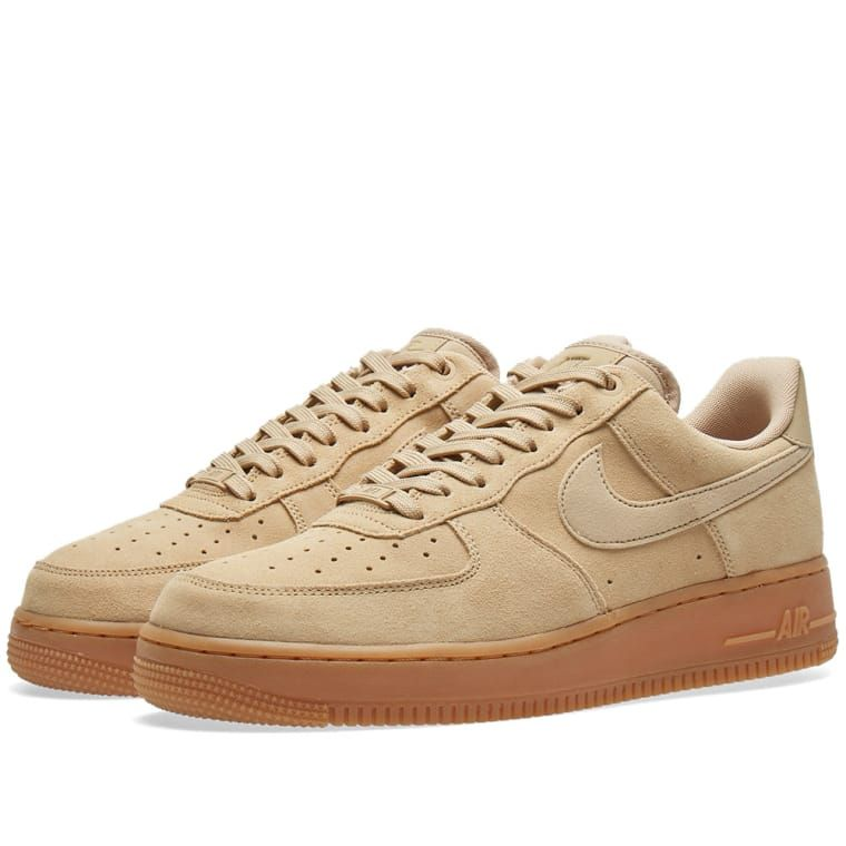Nike Air Force 1 '07 LV8 Suede in 2020 | Nike leather, Air