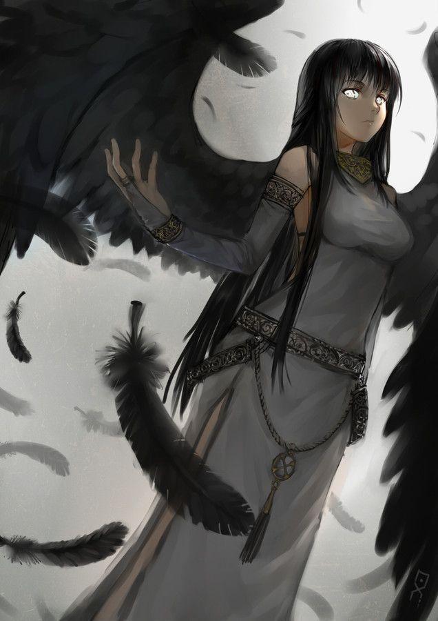 Imagem Relacionada Angel Manga Anime Fallen Angel Anime Angel Girl