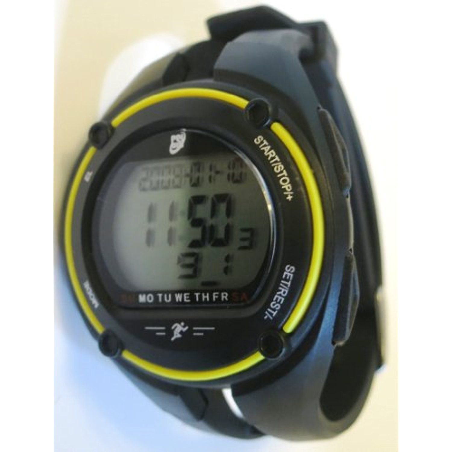 Gsi Super Quality Watch And Heart Rate Monitor And