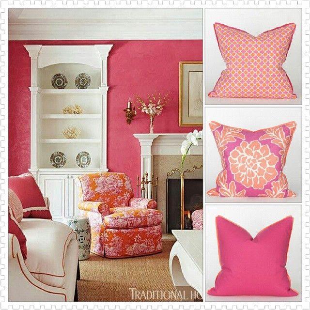Inspiration... Palm Beach Collection - Coastal Home Pillows | Palm ...