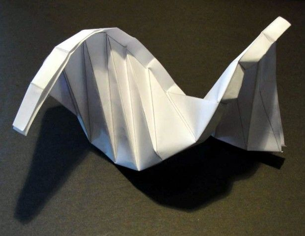 Origami DNA Hmmm Idea For Biology