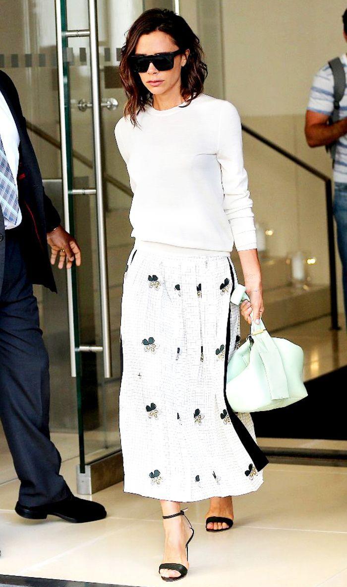 Gli abiti di Victoria Beckham che vogliamo copiare ora
