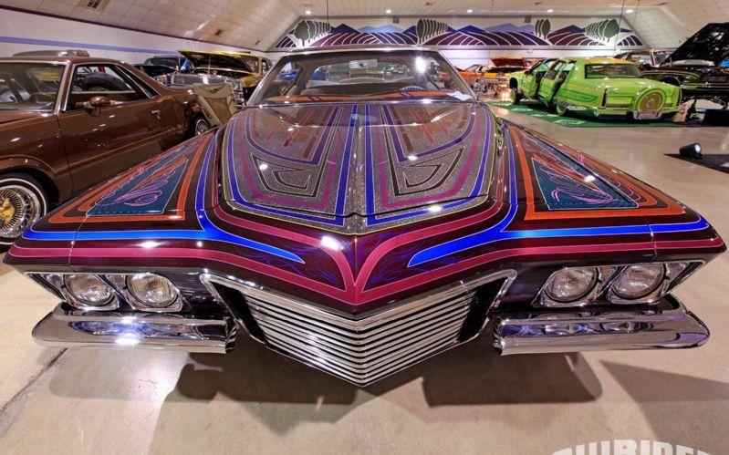 Riviera Lowriders, Lowrider cars, Custom cars