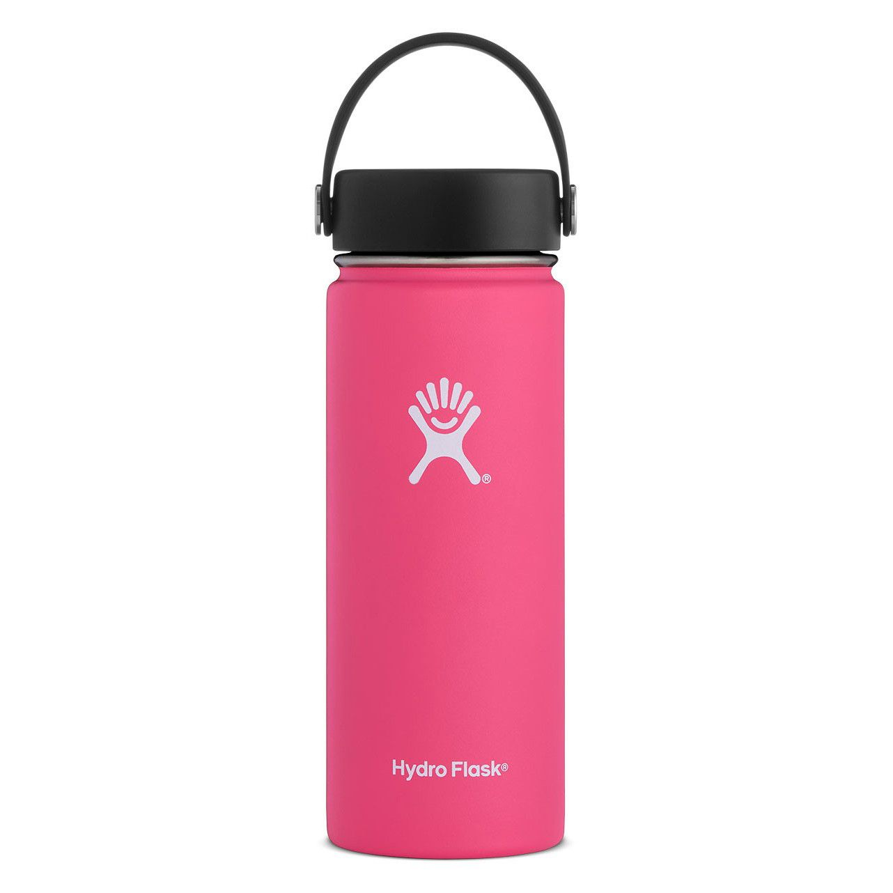 Hydro Flask Vacuum Insulated Bottle In Watermelon 18oz Hydroflask Bottle Insulated Bottle