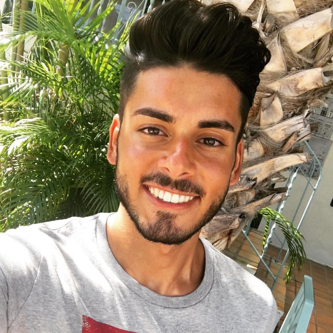 😁😁😁 - Abbas Mrad (@abbasmomo) | Boy hairstyles, Abba