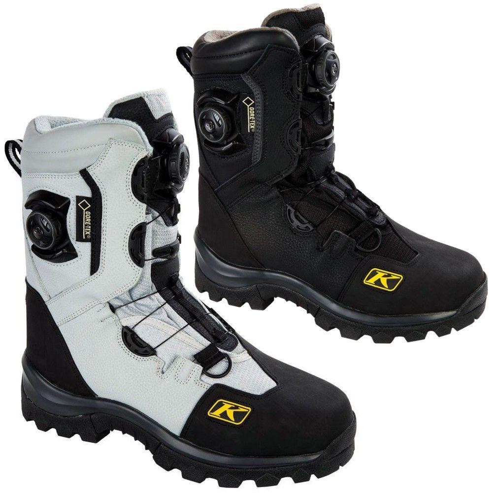 DP Klim Adrenaline BOA GTX Snowmobile Boots in 2020