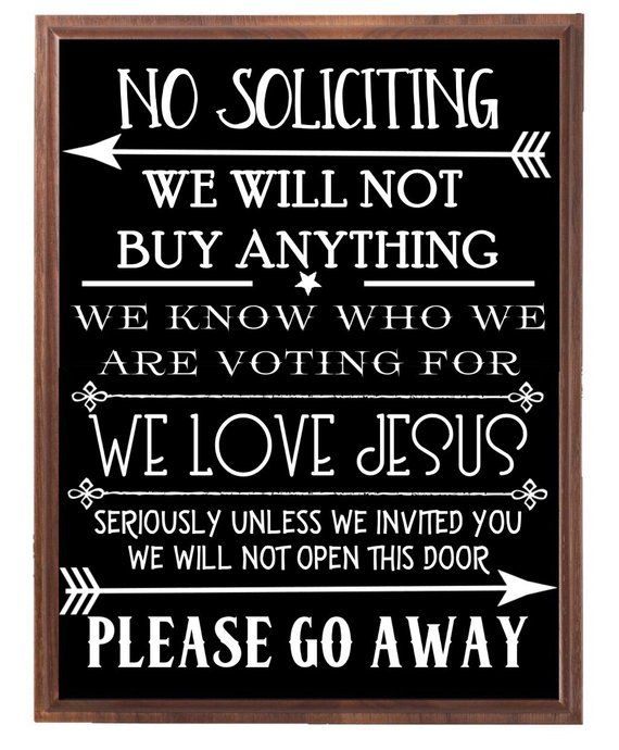 No Soliciting Sign, Funny Front Door Decor, Do Not Disturb Sign, Welcome Sign, Do Not Ring Doorbell