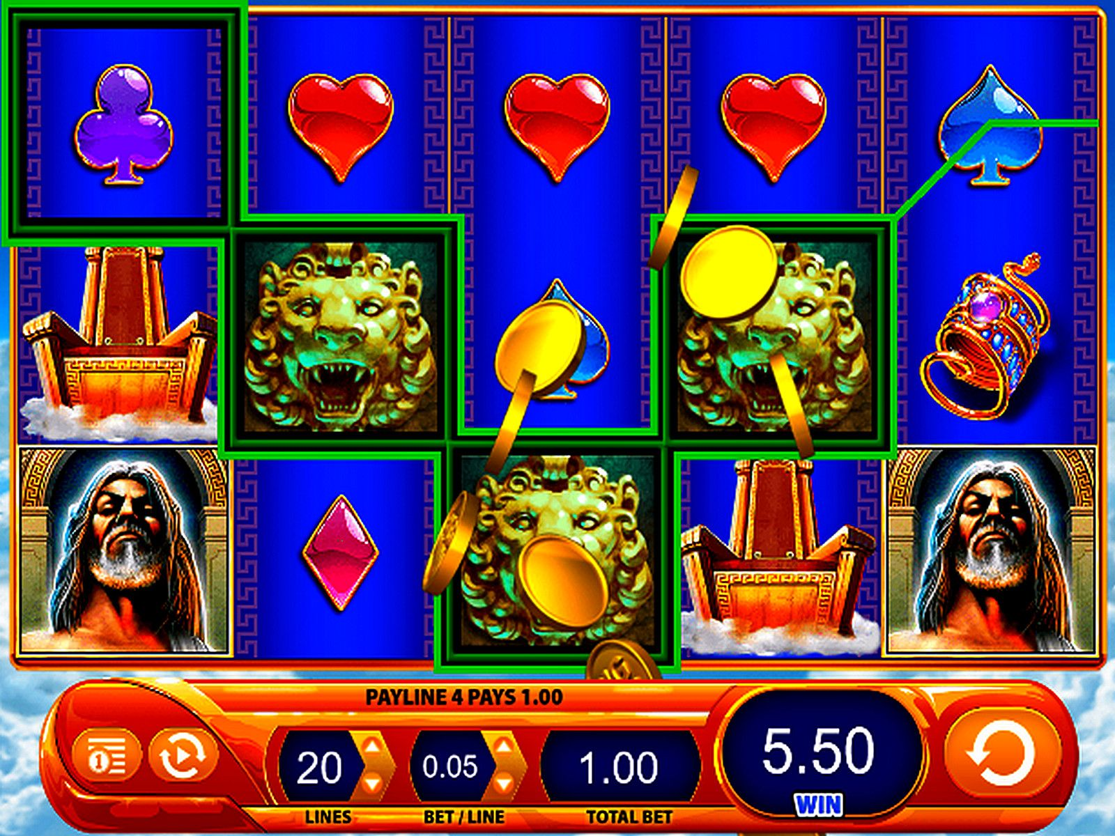 Play american roulette for free online