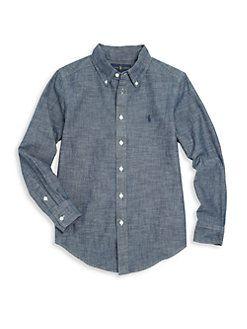 Ralph Lauren - Boy's Chambray Shirt