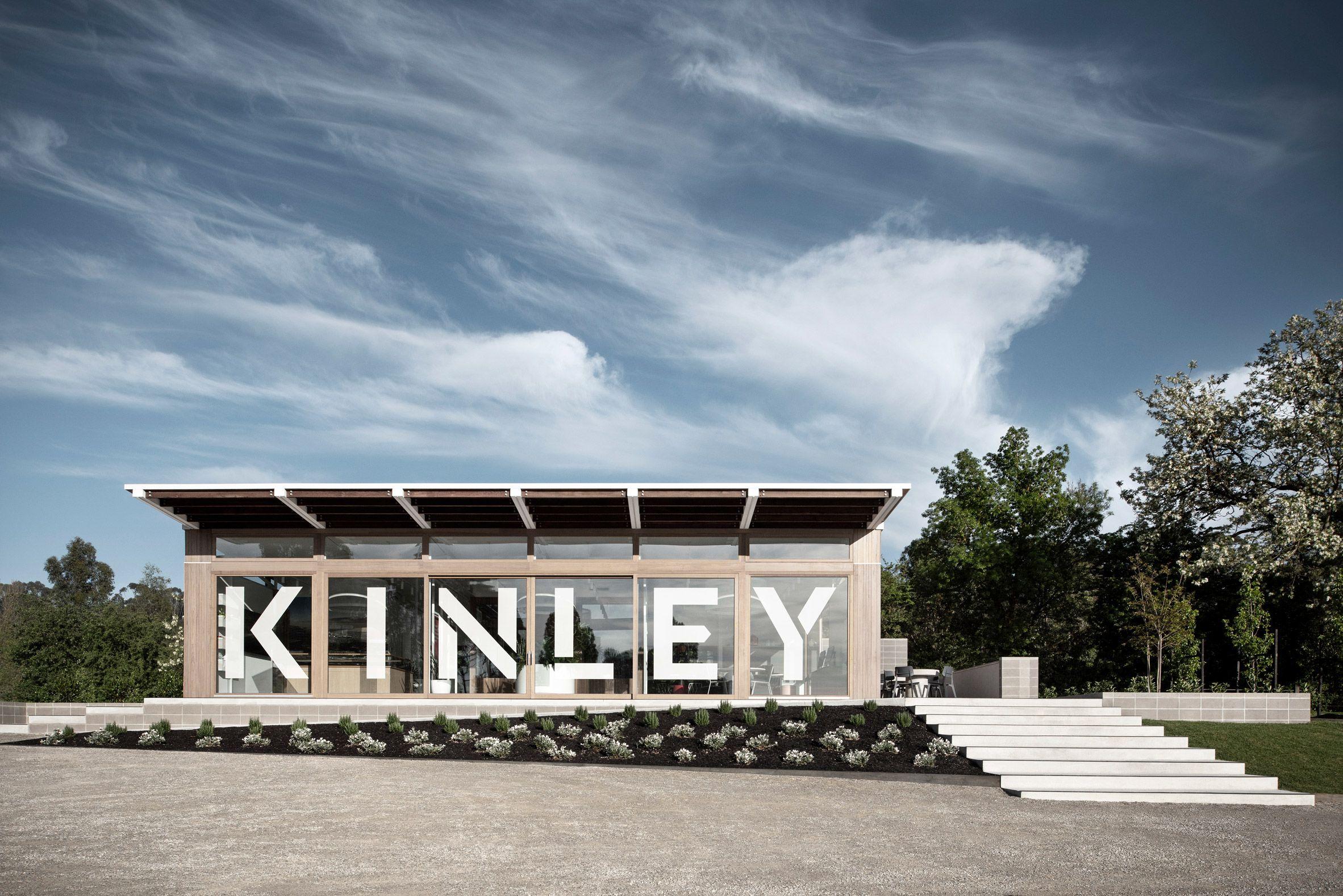 Winter Architecture Creates Community Focused Cricket Pavilion At Kinley Cricket Club Architecture Contemporary Building Pavilion