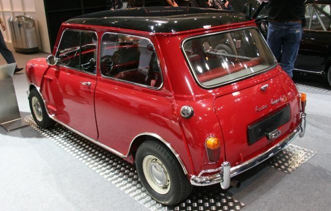 INFO GUIDE: 1964 - 1965 Austin Mini Cooper S 970cc (MK1) | classicregister