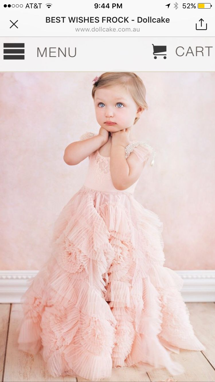 Avery - Flower Girl | Here Comes the Bride | Pinterest | Número uno ...