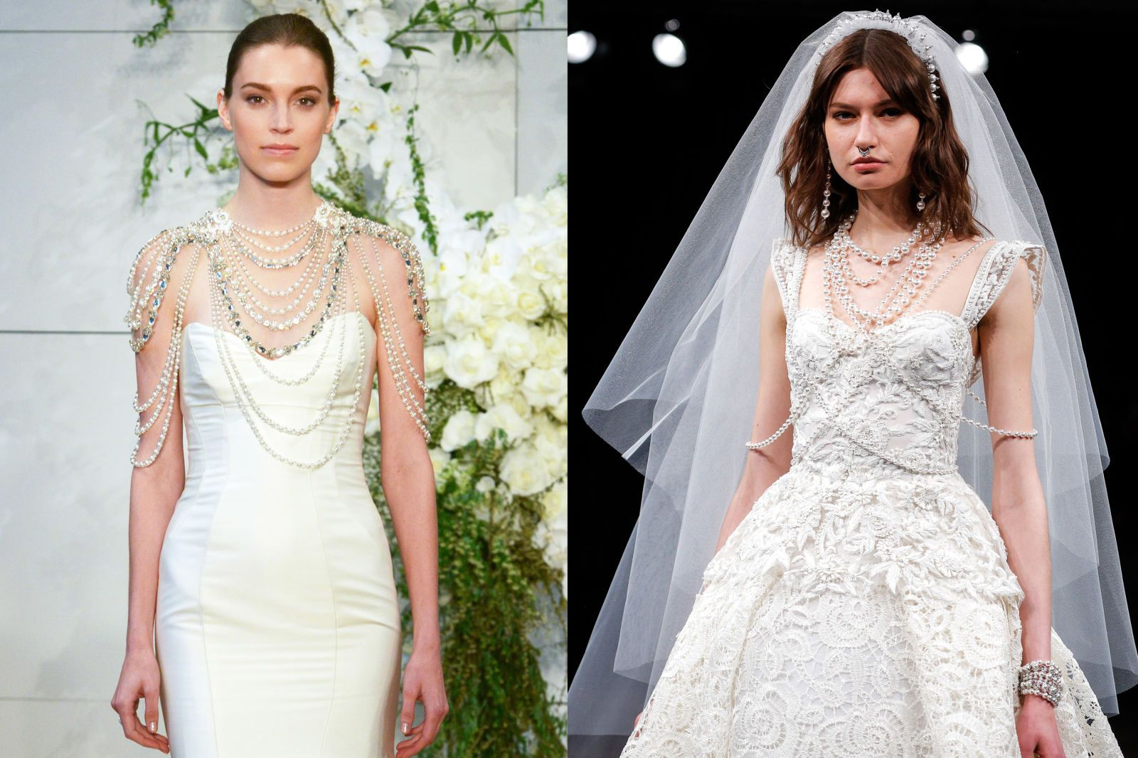 refreshing wedding trends from spring bridal week wedding