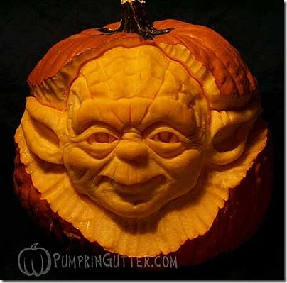 6 sensational yoda pumpkin carvings in 2019 c r a f t y pumpkin