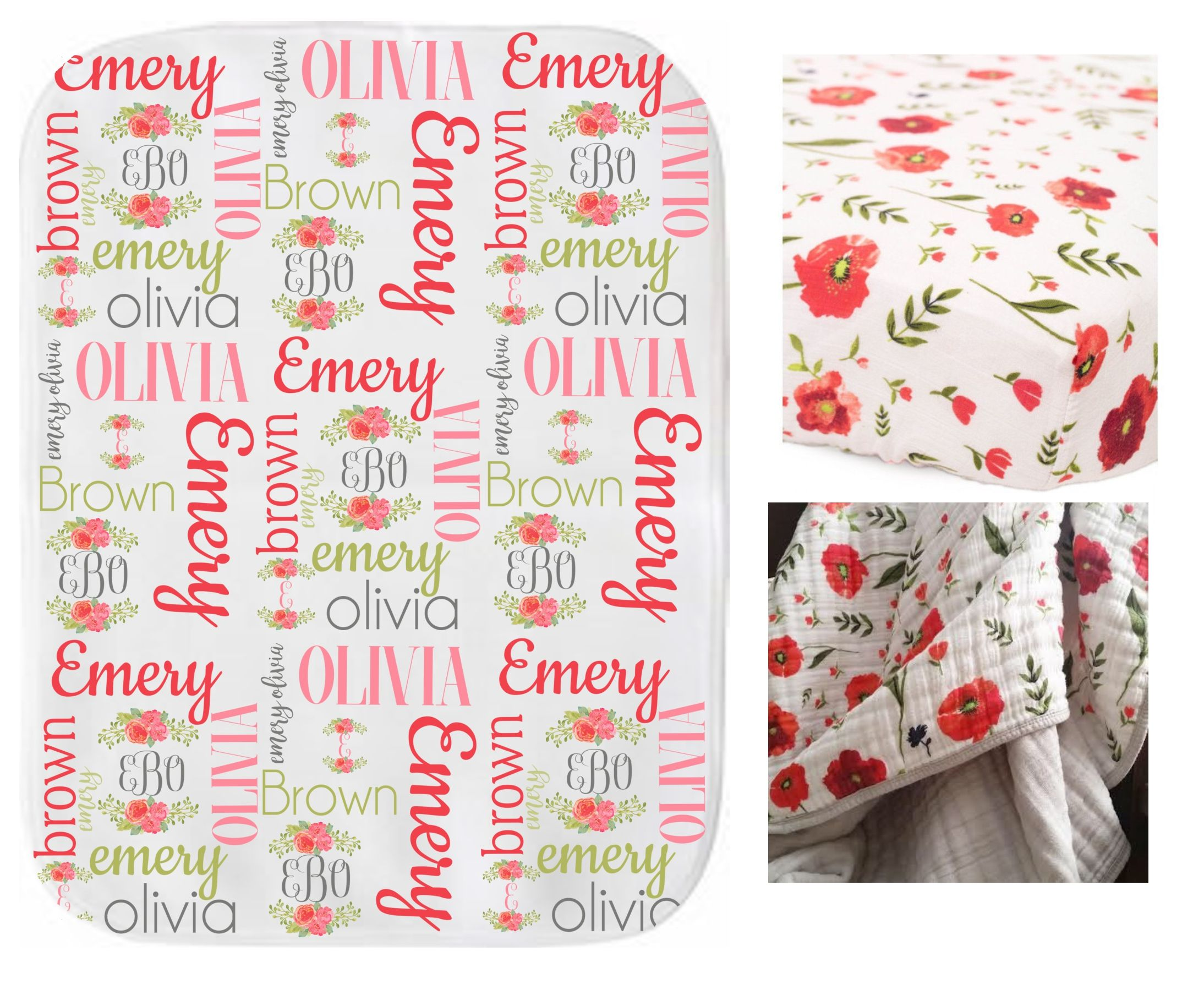 Make A Custom Blanket.Custom Blanket For Sweet Olivia Mom Sent Sheets We Made