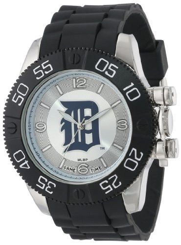 "Game Time Men's MLB-BEA-DET ""Beast"" Watch - Detroit Tigers"