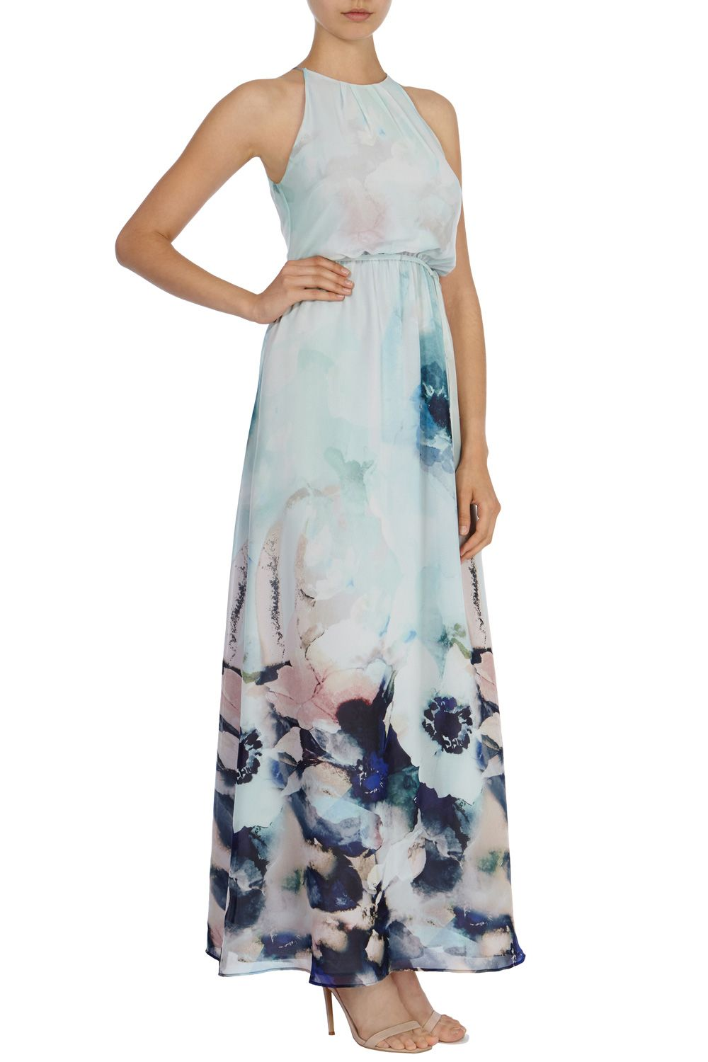 Sale dresses other betty print maxi dress coast stores limited