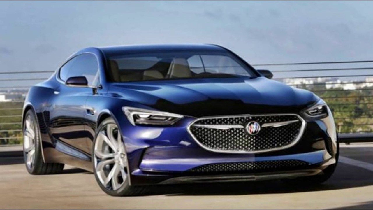 2020 Buick Grand National Cost, Engine and Release Date ...
