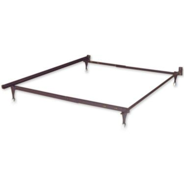 low profile bed frame - jcpenney | the bed problem | pinterest