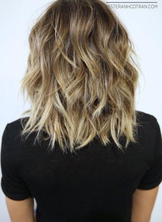 10 Unordentliche Mittlere Frisuren Fur Dickes Haar Madame Friisuren Frisur Dicke Haare Medium Haare Coole Frisuren