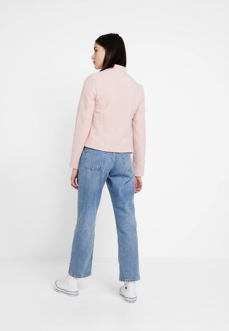 Lucernario grano lol  ONLY ONLLINK RICKS - Blazer - rose smoke melange - Zalando.co.uk | Blazer,  Fashion, How to wear