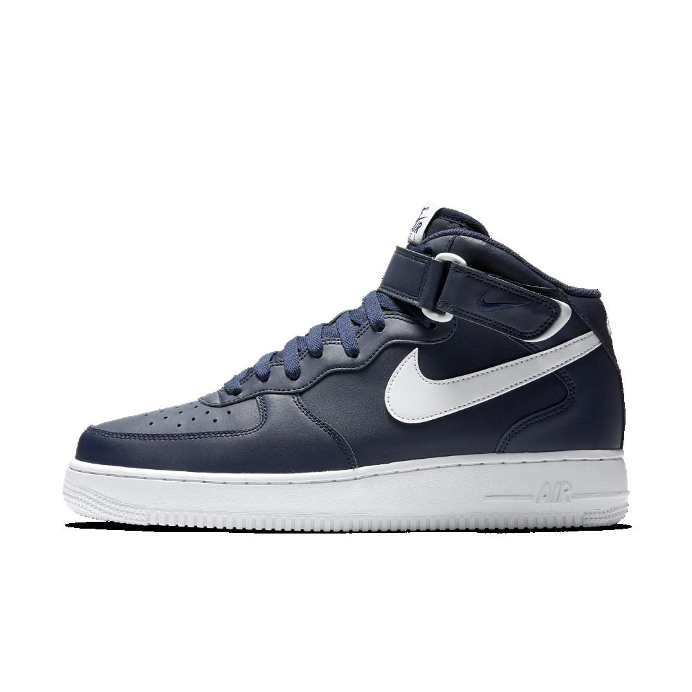 Nike Air Force 1 Mid '07 White White